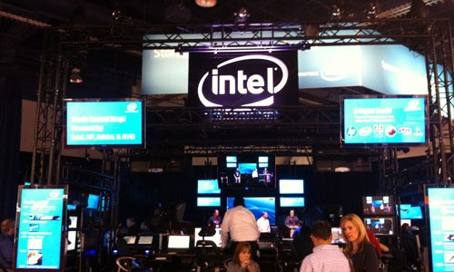 Intel at NAB Show 2011