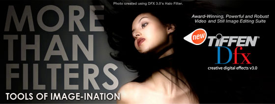 Tiffen Releases Version 3.0 of Popular DFX Digital Filter Suite