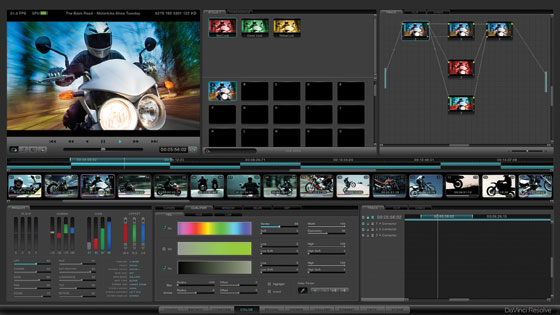 Blackmagic Design Announces DaVinci Resolve 8.1
