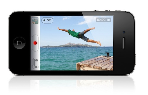 Apple iPhone 4s New Video Capabilities