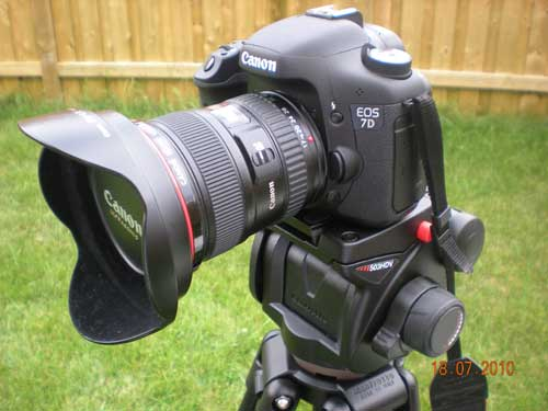 My Favourite Tech The Canon 7D