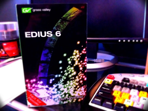 GrassValley Edius 6 Review