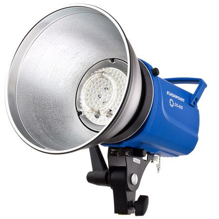 Flashpoint DG600 Monolight Blue