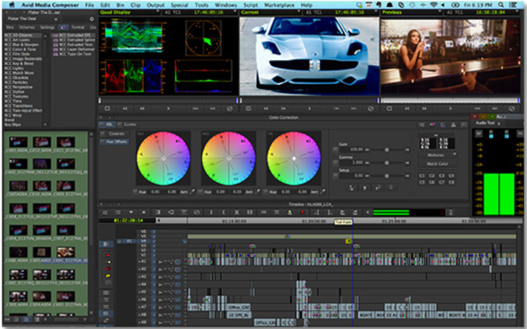 Avid Media Composer 7 Now Available