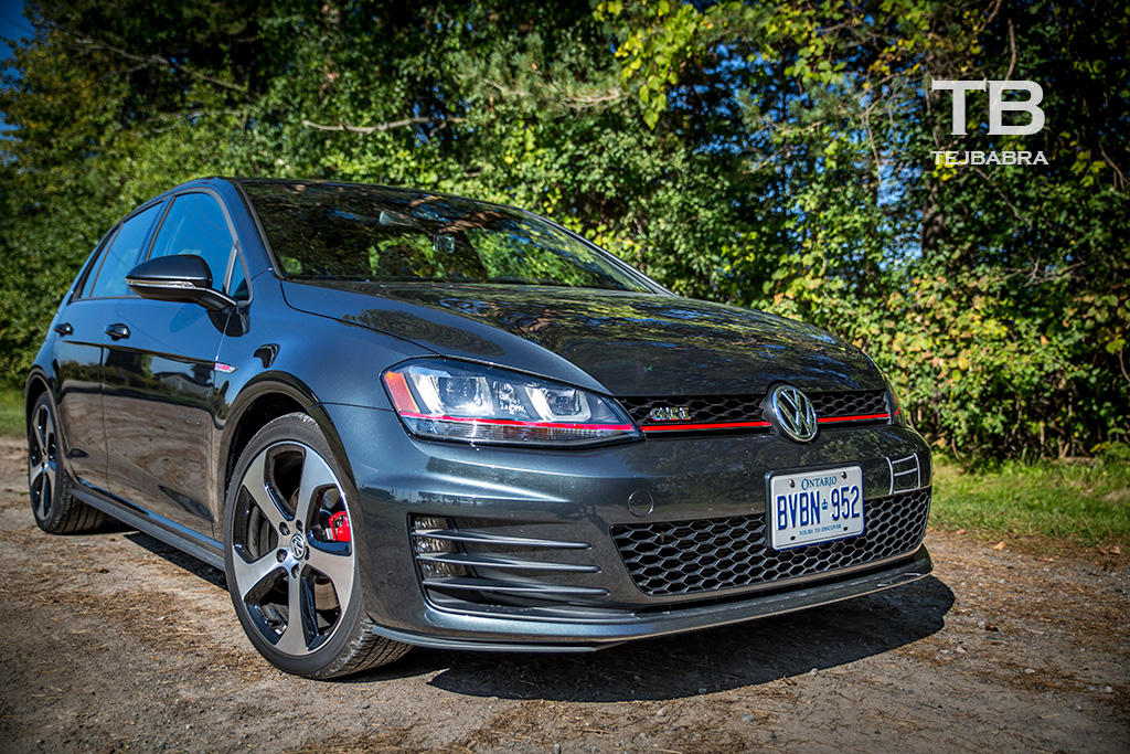 The 2015 Volkswagen GTI Review – MK7